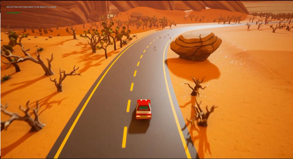 Autonomous Car – Learning Algorithms