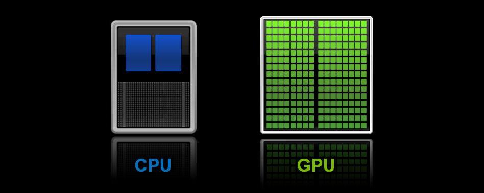 CPU vs GPU | Neural Network
